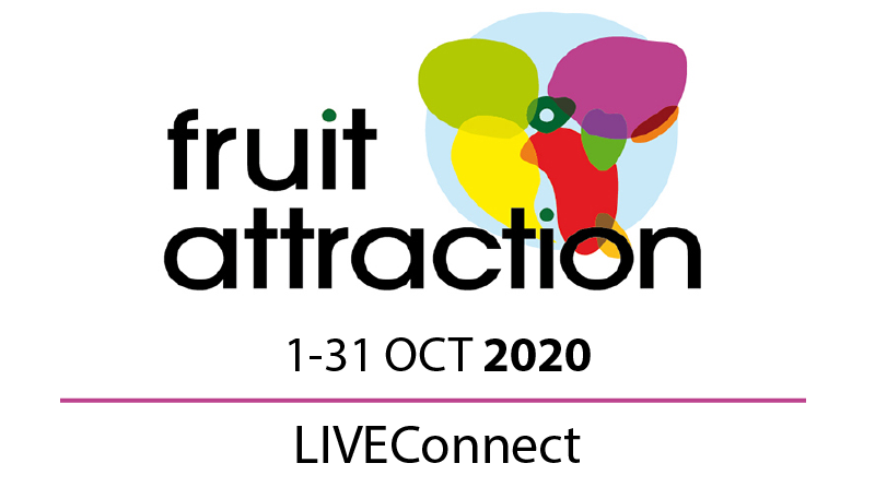 Arranca FRUIT ATTRACTION LIVEConnect del 1 al 31 de octubre